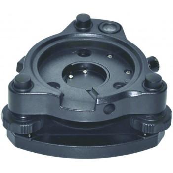 Base niveladora com prumo óptico GX-AJ13D