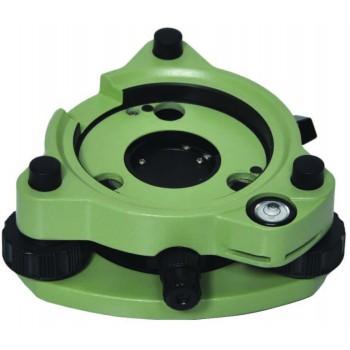 Base niveladora com prumo óptico GX-AJ12D
